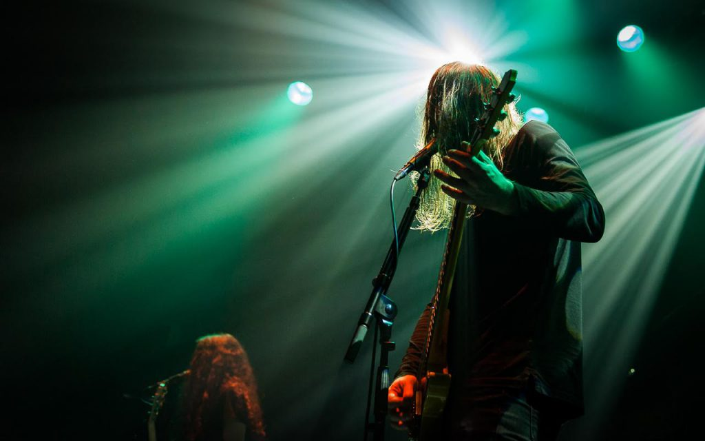 Uncle Acid in De Helling, foto Roy Wolters