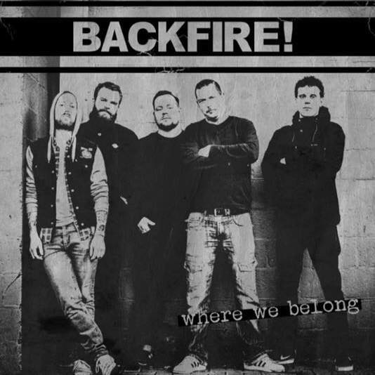 Nieuwe Backfire! plaat Where We Belong komt begin 2016 uit