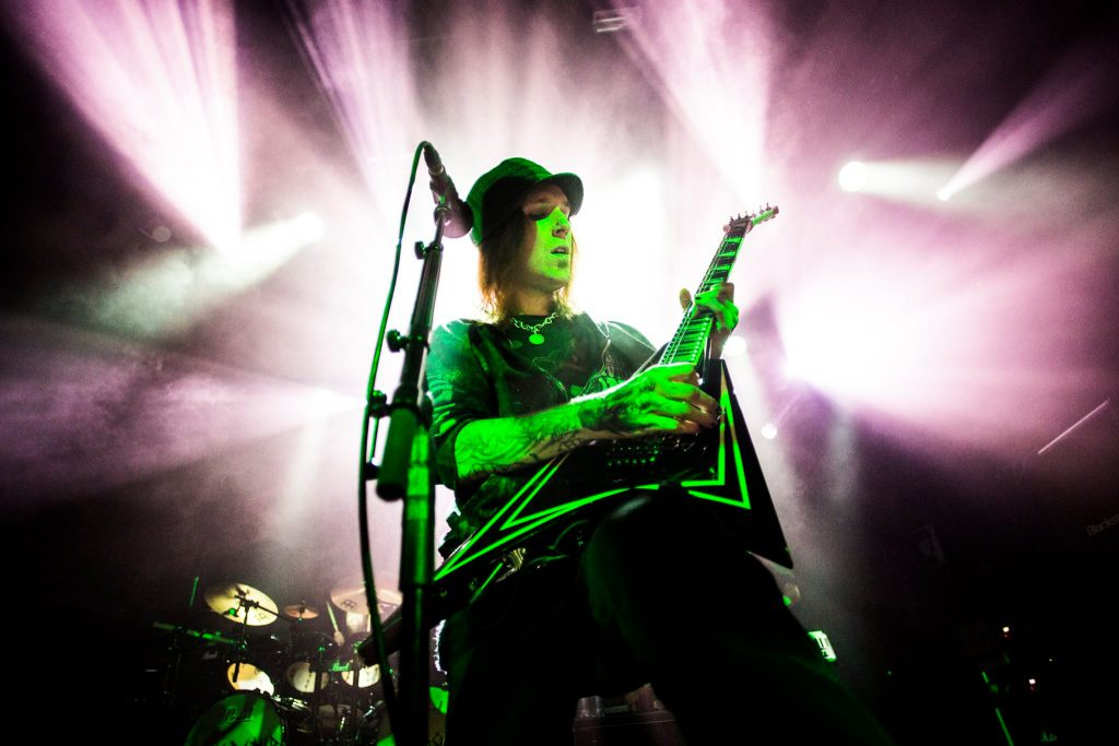 Children Of Bodom, foto Erik Luyten