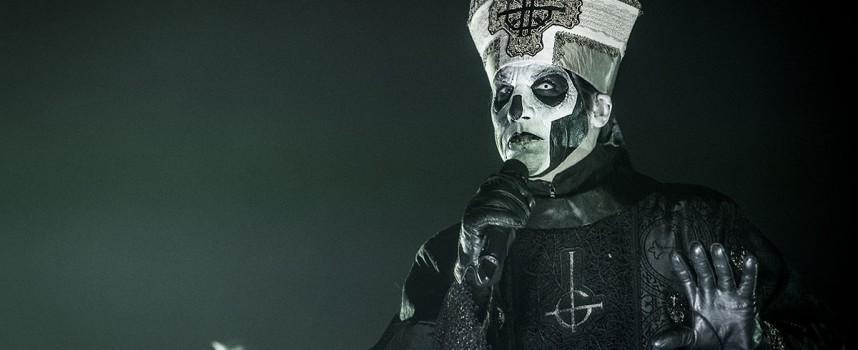 Ghost predikt Satan en Saamhorigheid in Trix