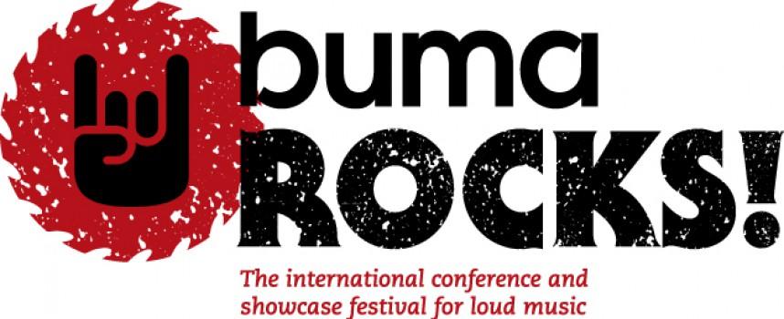 Buma ROCKS! drieklapper: vierde editie in juni en Heavy Panel en Loud & Proud @ ESNS