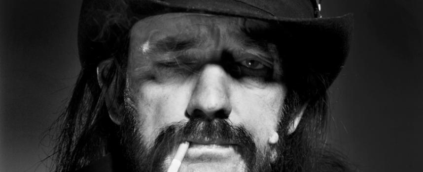 RIP Lemmy Kilmister: Motörhead frontman maandag overleden