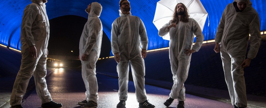 Nieuw Monomyth album op 18-03-16 bij Suburban, Exo is slotstuk trilogie