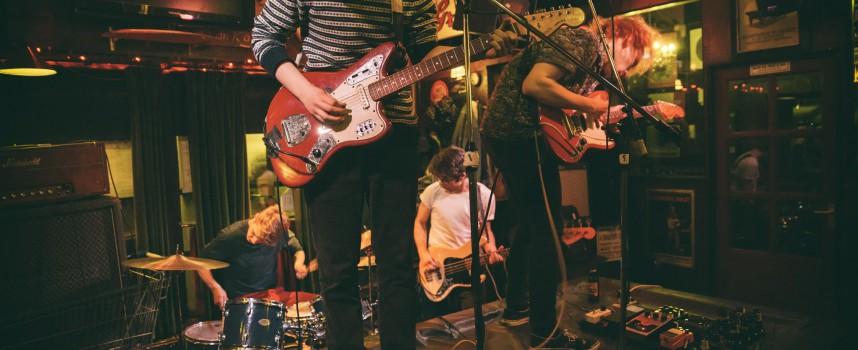 Noorderslag-tip: Canshaker Pi, Amsterdamse dwarse garagerock met leden Palio Superspeed Donkey