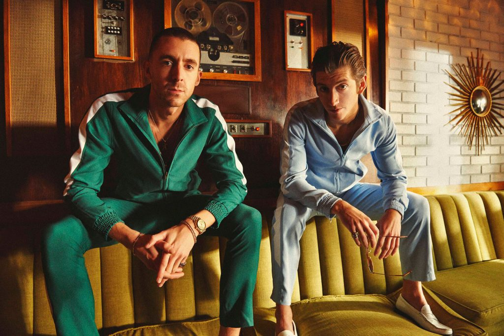 The Last Shadow Puppets, foto Zackery Michael
