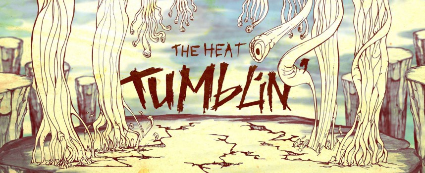 The Heat primeurt wrede animatieclip voor Tumblin'