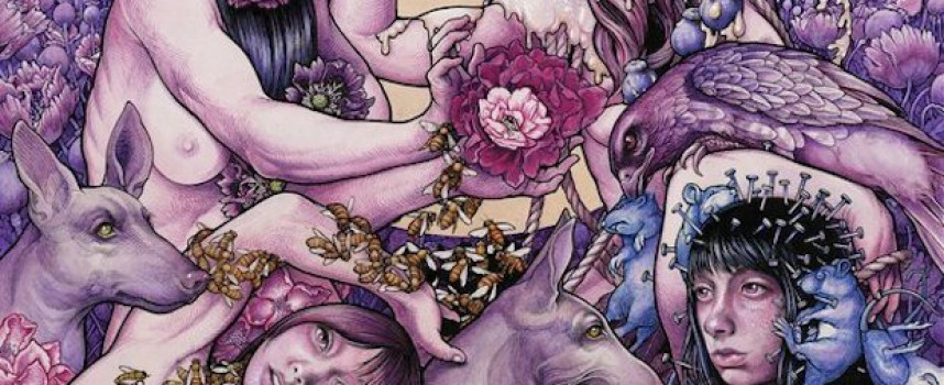 Albumreview: Baroness speelt op Purple alle demonen, angst en twijfel de afgrond in