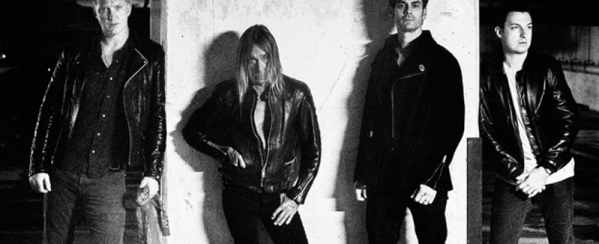 Hier is nieuwe muziek van (wk 3): Iggy Pop & Josh Homme, At The Drive-In, Weezer, Kula Shaker 2.0, Witchcraft, Textures, Black Tusk, Monster Truck, DIIV, Bombino