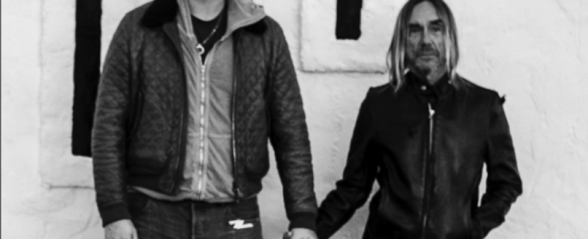 Iggy Pop & Josh Homme Break Into Your Heart met weer een track