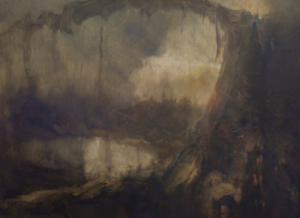 Albumreview: funeral doomers Lycus met meeslepende monolithische odyssee Chasms