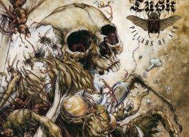 Albumreview: Black Tusk – Pillars of Ash, krachtpatserij zonder veel fratsen