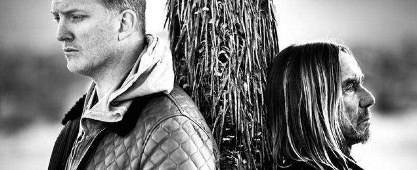 Iggy Pop & Josh Homme dopen je weekend met Sunday