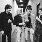Vlnr: Jasper van Lookapony, Raven, Niek en Nick H, foto Melissa Verhoeven