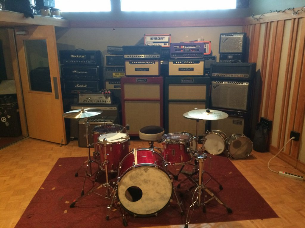Kurt Ballou's God City Studio's