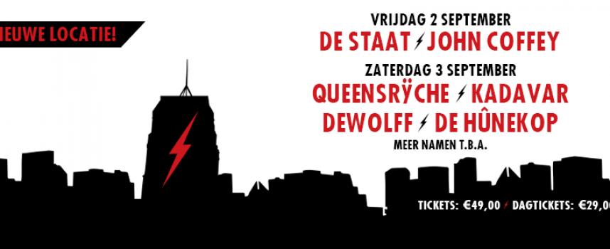 CityRock Leeuwarden krijgt eigen weekend en haalt John Coffey, Kadavar, De Staat, DeWolff