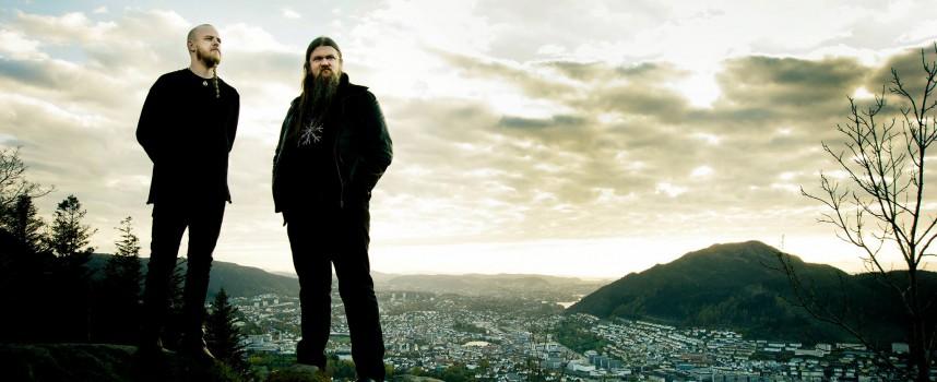 Albumprimeur: Wardruna en Enslaved komen samen in Skuggsjá