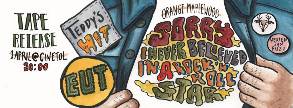 Orange Maplewood EP