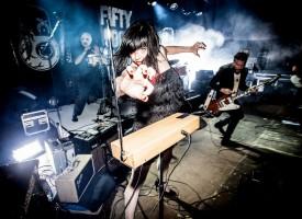 Interview: Fifty Foot Combo gaat al 20 jaar luid, wild, sexy en ranzig door