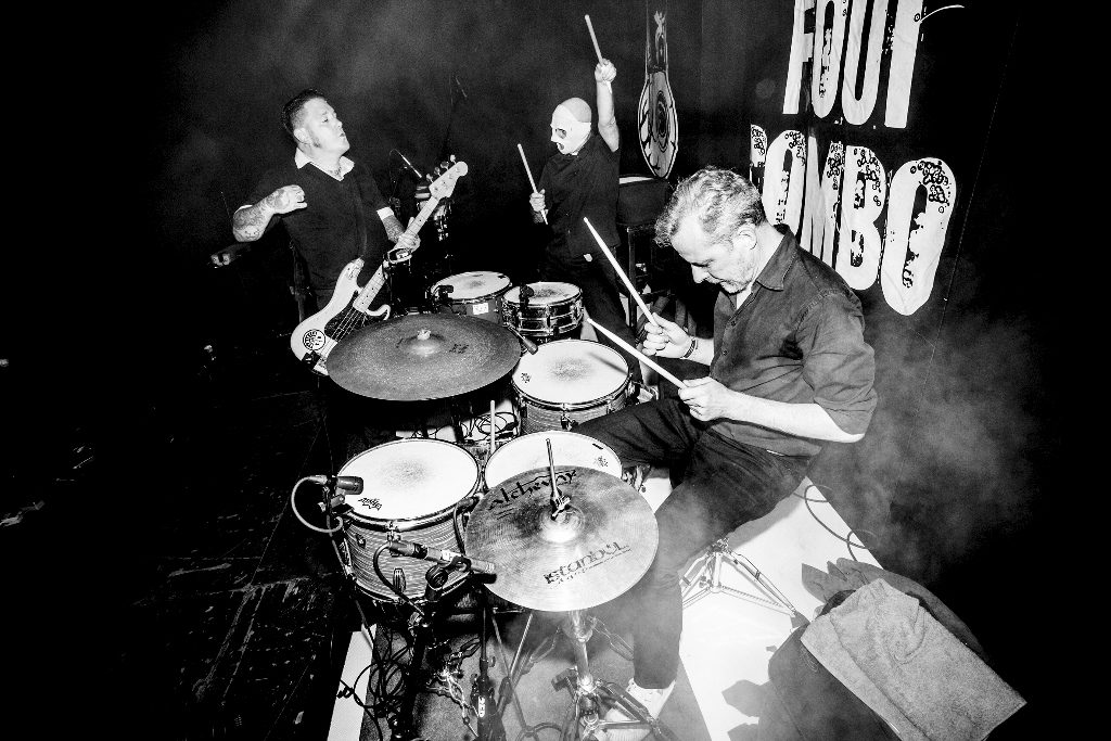 Fifty Foot Combo, foto: Leon de Backer