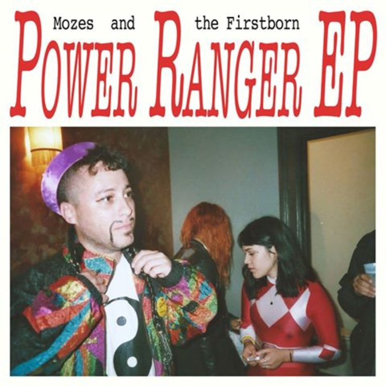 Mozes and the Firstborn - Power Ranger