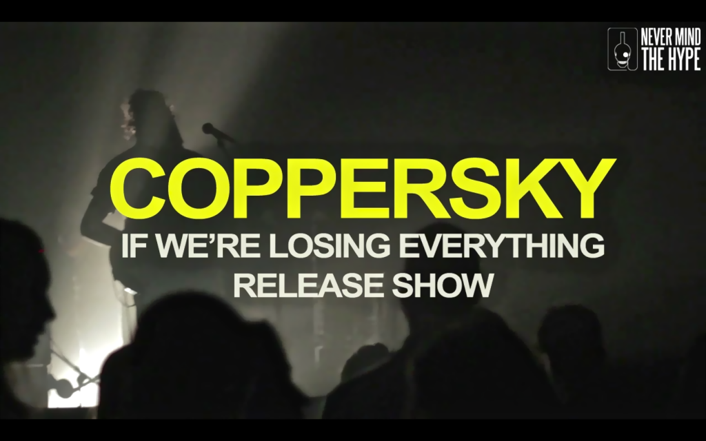 Coppersky still