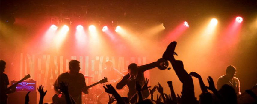 Vijf concerten die je niet mag missen: week 10