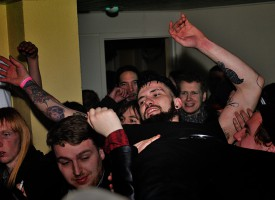 WTWTA16 dag 2: Motörhead! Supergeile show van Death Alley redt de dag