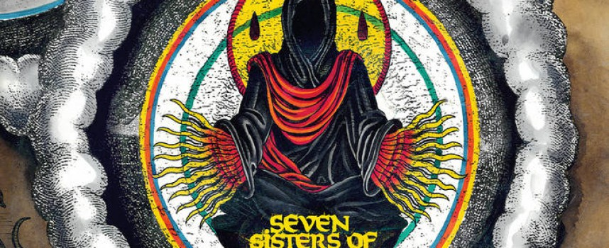 Albumreview: Seven Sisters of Sleep – Ezekiel's Hags, sludge in een explosief mengsel