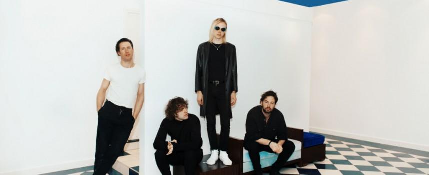 St. Tropez met een nieuwe track en tour met Crows!