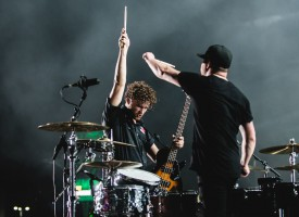 Hier is nieuwe muziek van (wk 13): Royal Blood, Devildriver, Black Stone Cherry, Bombino, Audacity, Sheer Mag, Nothing, Plague Vendor, Black Tusk, Kino Kimino ft. Lee Ranaldo & Steve Shelley