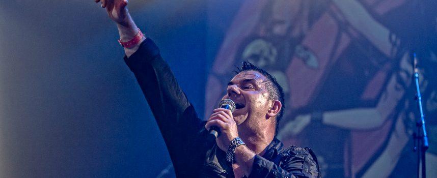 In 1 Beeld: MARTYR presenteert nieuw album in De Helling