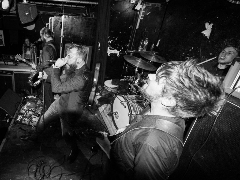 OBESE op Roadburn // foto: Roy Wolters