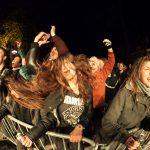 publiek tijdens Black Box Revelation, foto: Jan Rijk