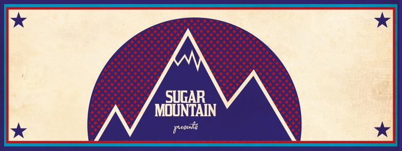 Sugar Mountain Presents: 21 april, Paradiso Amsterdam