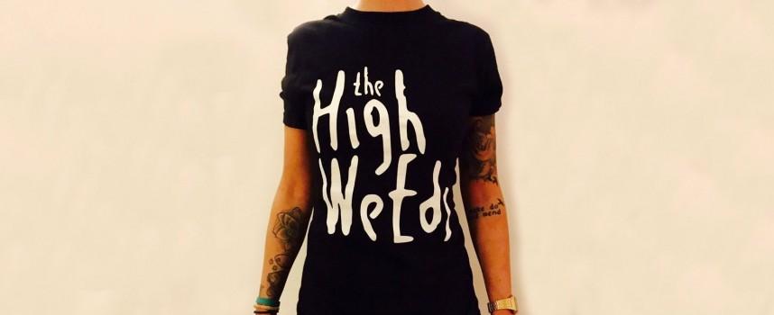 Loud garagepop uit Utrecht: The High Weeds met de debuut-EP