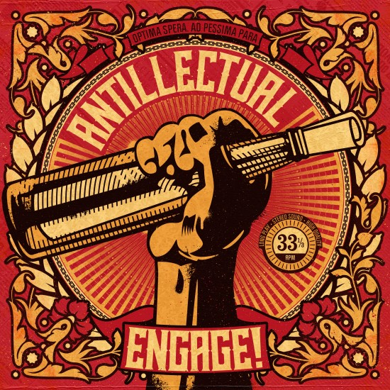 Engage Cover Antillectual