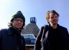 Henk & Melle crowdfunden album. Hallo Venray meets Smutfish in een wegrestaurant