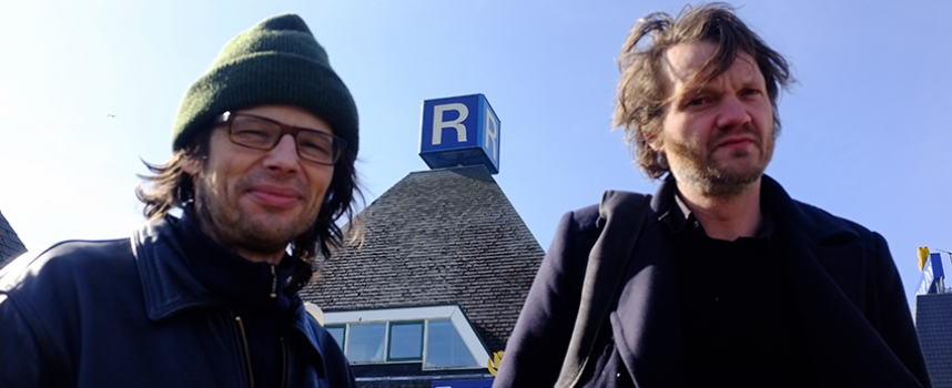 Henk & Melle crowdfunden album. Hallo Venray meets Smutfish in een wegrestaurant