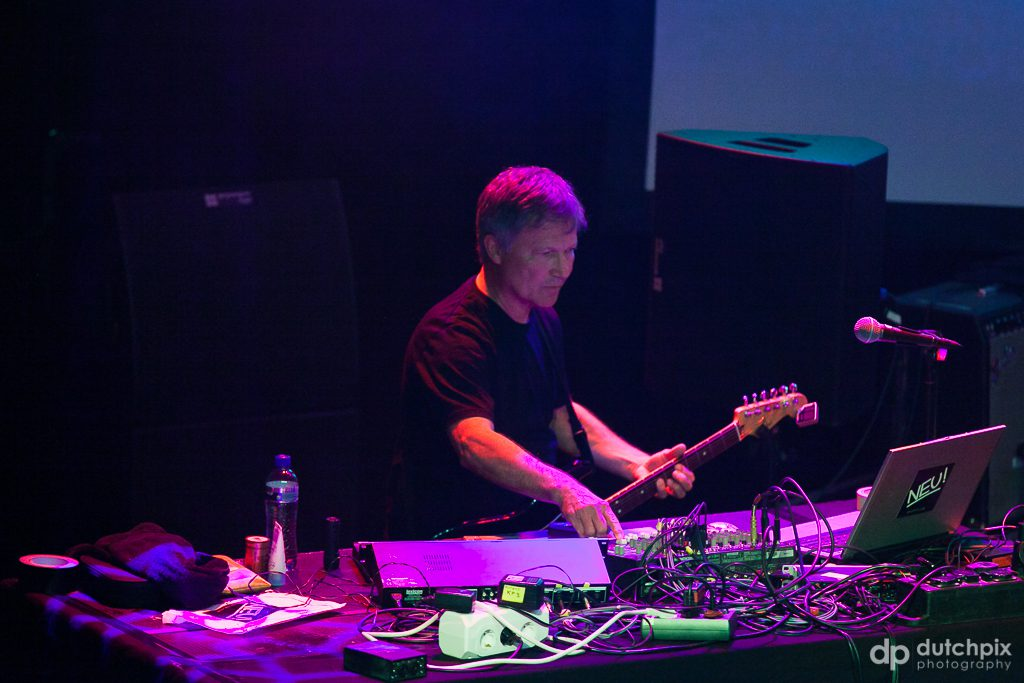 Michael Rother, foto: Jan Rijk