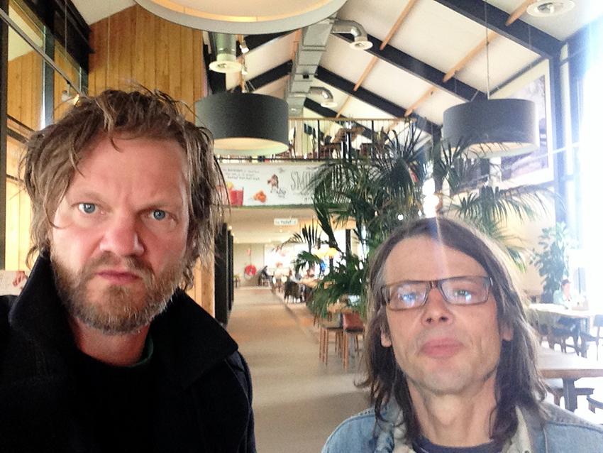 Henk & Melle in Leiden