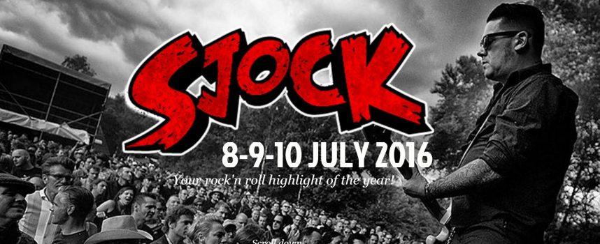 41e Sjock Festival compleet met The Nomads en The Fuckin Godoys