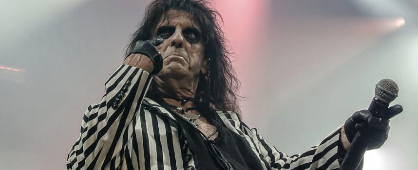 Review: An evening with Alice Cooper: Running for President