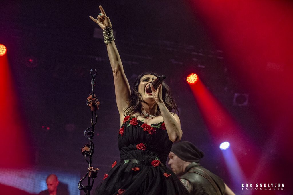 Within Temptation, foto Rob Sneltjes