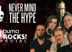 """Never Mind The Hype – Buma ROCKS! Special: """"DIY wordt steeds belangrijker voor bands"""""""