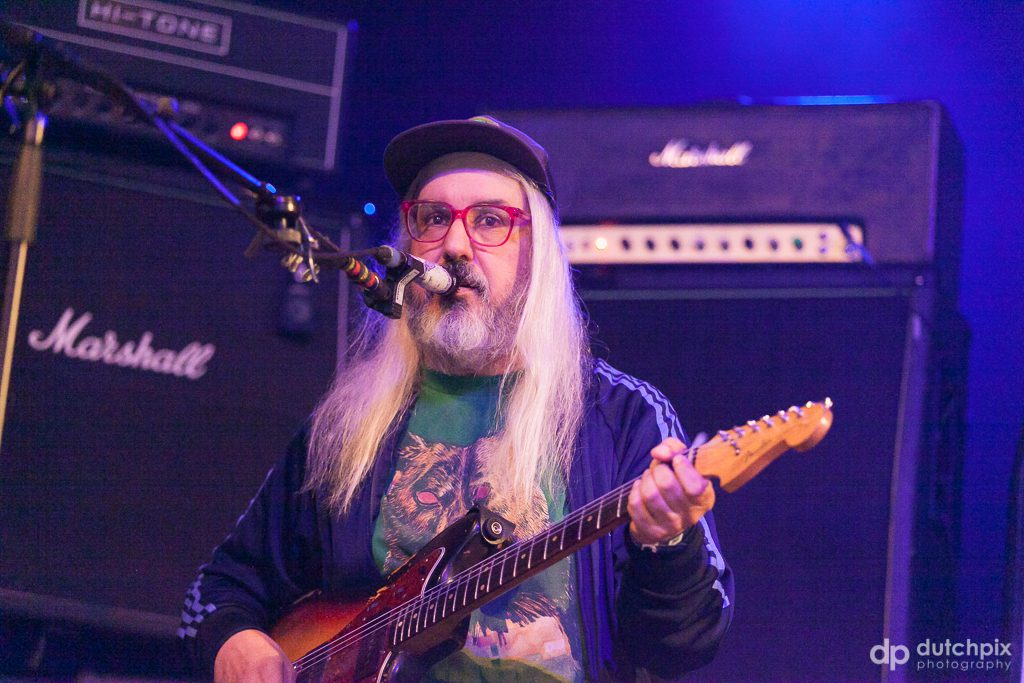 Dinosaur Jr. op Best Kept Secret, foto Jan Rijk