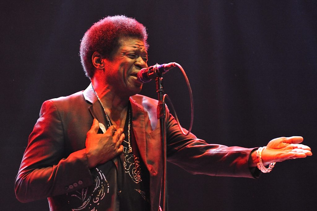 Charles Bradley op Down The Rabbit Hole, foto Christel de Wolff