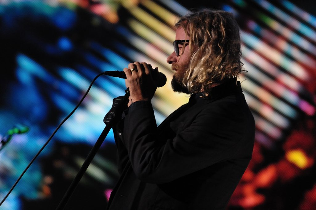 The National op Down The Rabbit Hole, foto Christel de Wolff