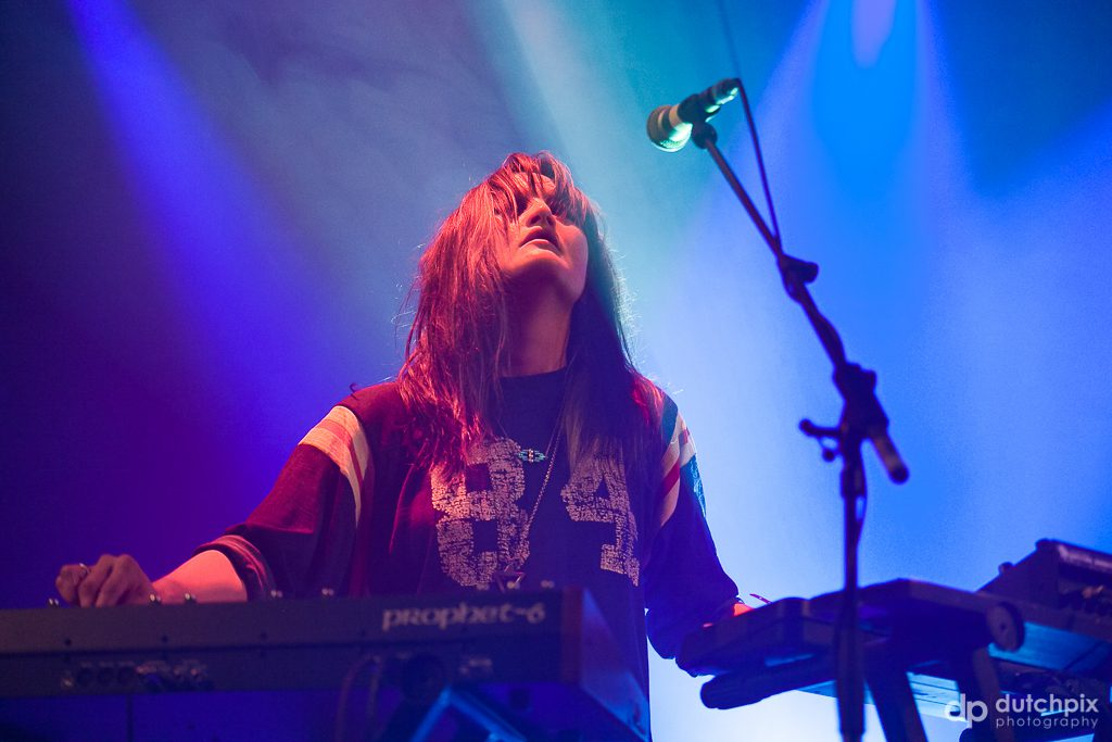 Moon Duo op Best Kept Secret, foto Jan Rijk