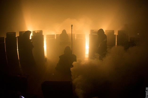 Sunn O))) // foto: Peter Troest