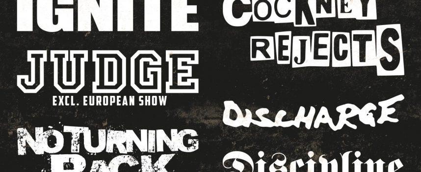 Nieuw hardcore festival The Sound of Revolution in november in het Klokgebouw